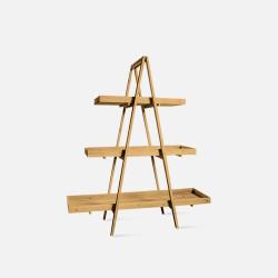 Ladder Shape Shelf