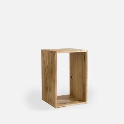 Oak Shelf Unit H60