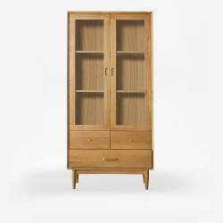 NADINE Shelf 179, Oak