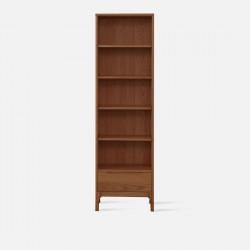 DANA Bookshelf, W55, Walnut