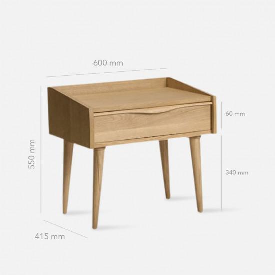 HANDLE Bedside Cabinet