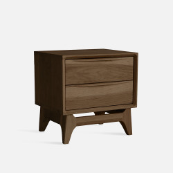 Handle Bed Side Table