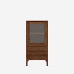 DANA Sideboard H103, Walnut brown