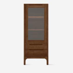 DANA Sideboard H130, Walnut Brown