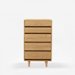 [SALE] Double Dip Chest of Drawers W65