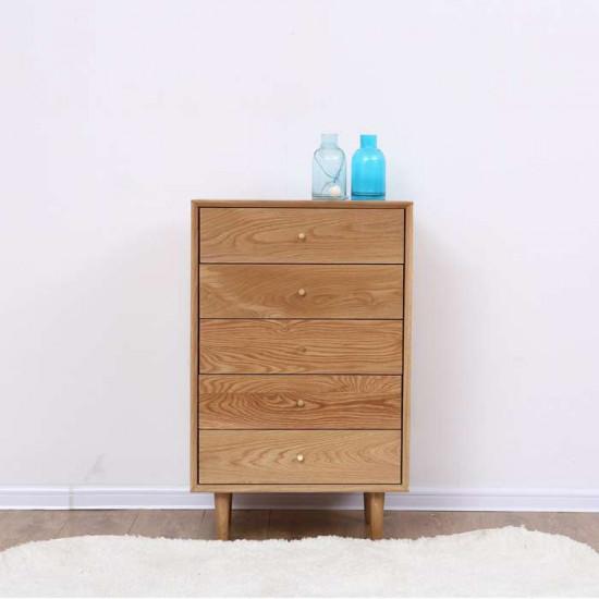 NOR Cabinet W60, Oak