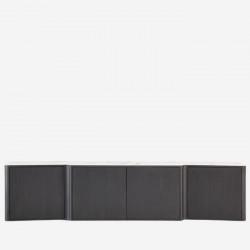 NOVA Convex Side Board, L180
