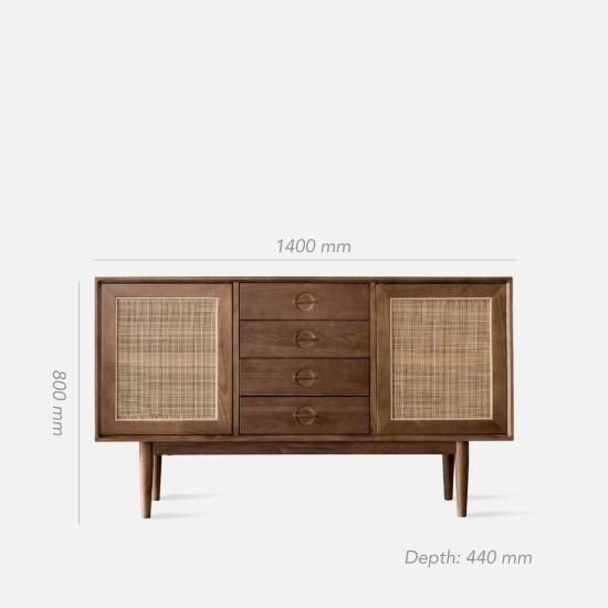 ALYA Vintage Sideboard