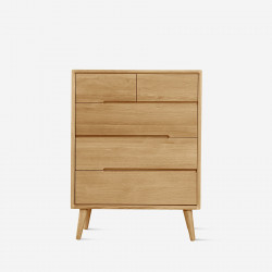 ZIPLINE Chest of Drawers W70 [Display]