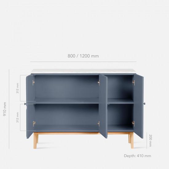 [SALE] Maburu Console L120, Blue