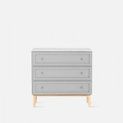 [SALE] Maburu Chest of Drawers, W90, LG