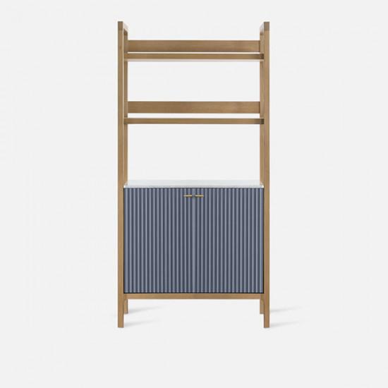 [SALE] KARYU Shelf, Blue