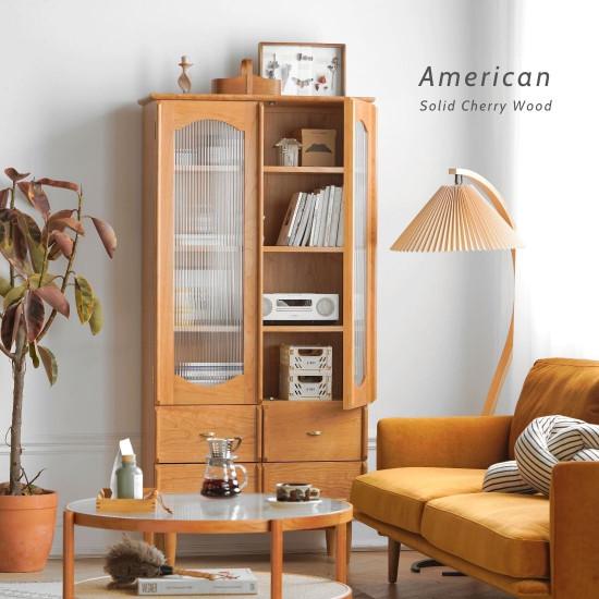 NADINE Classic bookshelf, H174
