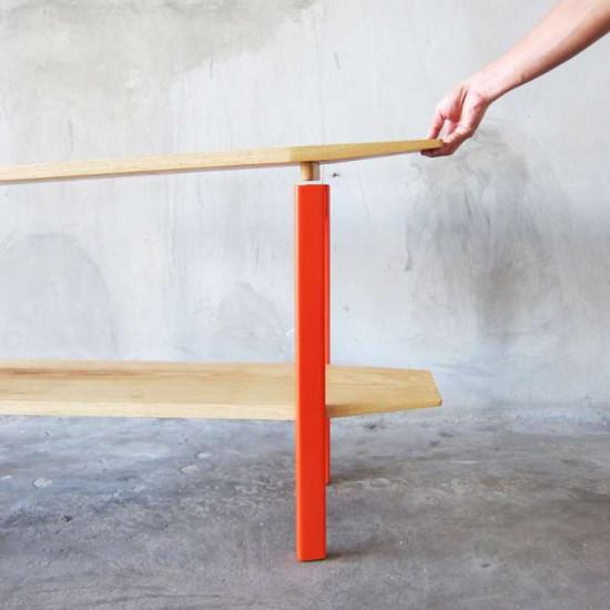 Shift Shelf - Orange 120 [Display]