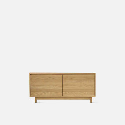 OAKI TV Cabinet W130, Oak