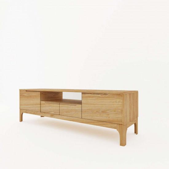 DANA TV Board W150 / W180, Natural Oak