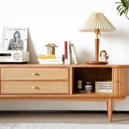 [SALE] NADINE LINEAR TV Cabinet