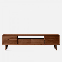 ZIPLINE TV Cabinet W180, Walnut