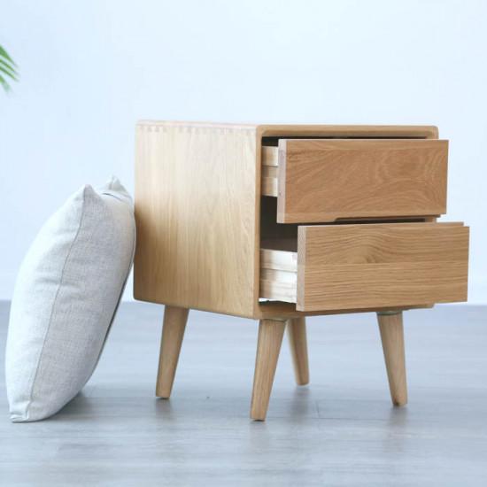 ZIPLINE Bed Side Table W40