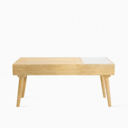 MD Coffee Table L90, Oak