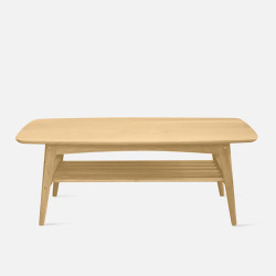Breeze Coffee Table L75/L105/ L130 Oak