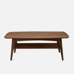 Breeze Coffee Table L75/105/ L130 Walnut