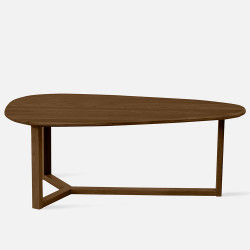 Taka Coffee Table L120, Walnut