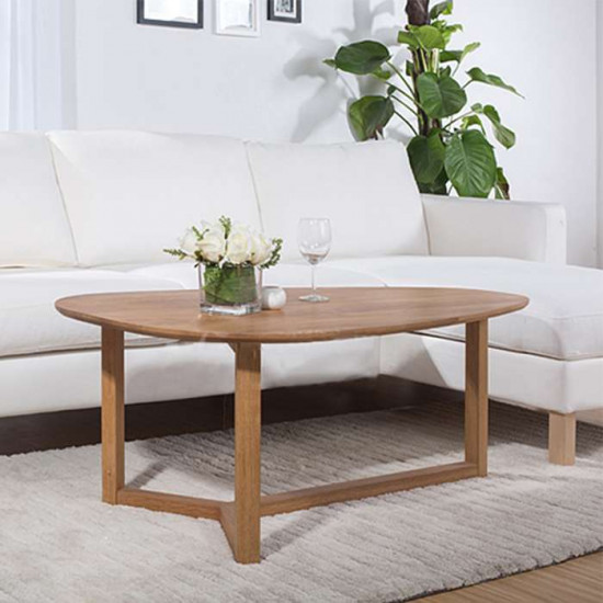 Taka Coffee Table L120, Oak