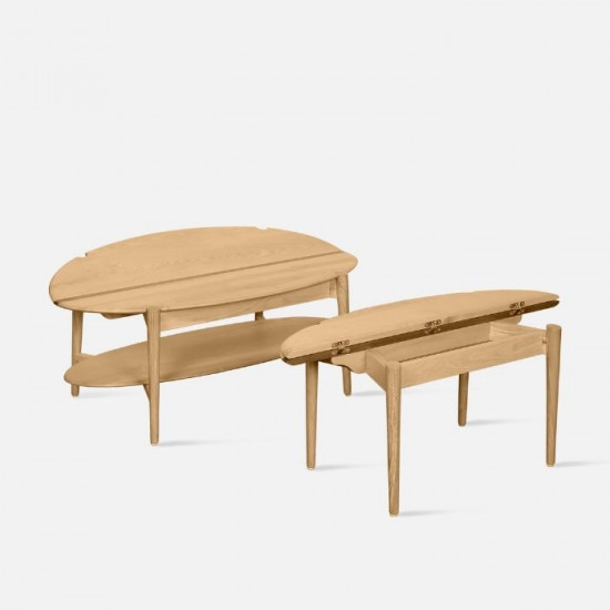 Poly Coffe Table 2S