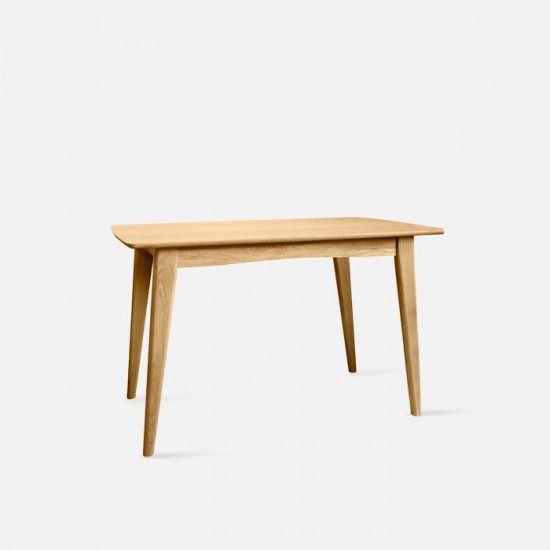 Shima Table II L120-180, Oak