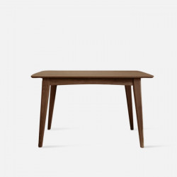 Shima Table II, L120-180, Walnut