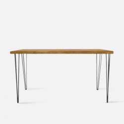 Wire Dining Table L120-L180