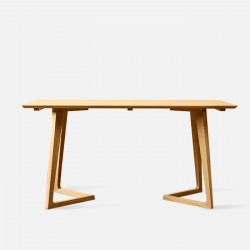 Horn Table L150 Oak