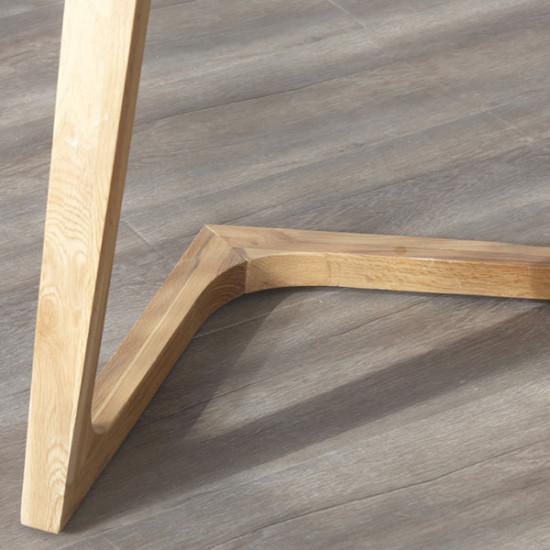 Horn Table L120-180, Walnut