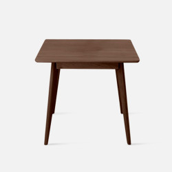DOLCH Square Table L60-80 Walnut [Final Sale]