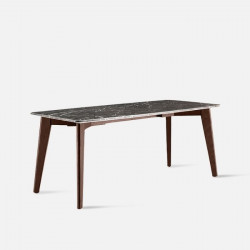 NOVA Marble Table, Dark Grey [In stock]