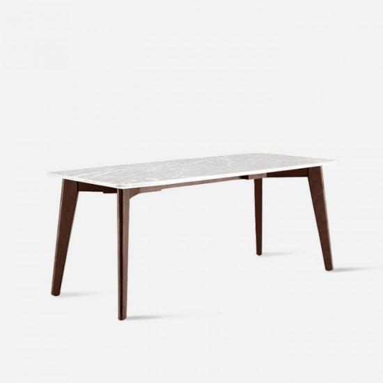 NOVA White Marble Table, L140 - L240