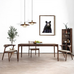 DANDY Dining Table with Drawers, L140 / L160 / L180