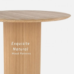 SEN Dining Round Table, D100