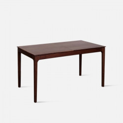 SEN Extendable Table L140/L160 Walnut Brown