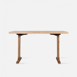 Live Edge Table, Natural Ash, L130, L150 [In-Stock]
