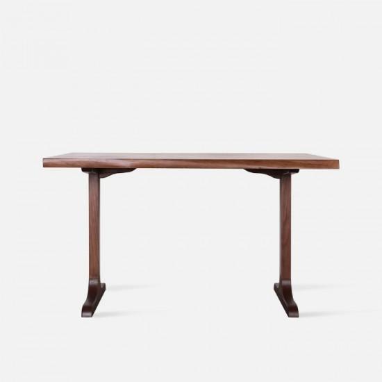 Live Edge Table, Walnut Brown,L130, L180 [In-Stock]