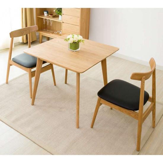DOLCH Square Table L60-80 Oak [Final Sale]