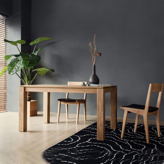 TRUNK Table V.3, L130 - L200, Oak