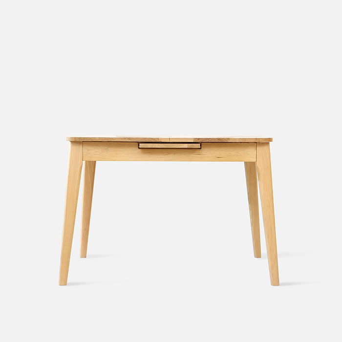 Shima Extendable Table L110-L150, OAK