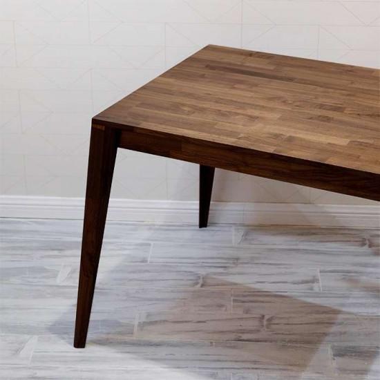 [SALE] Piece (Straight legs) L120 - walnut