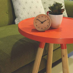 [SALE] Orbit Table - Orange