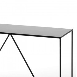 SIMP Metal Console, Matt Black