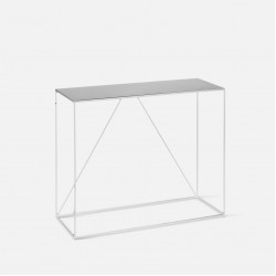 SIMP Metal Console, Matt White