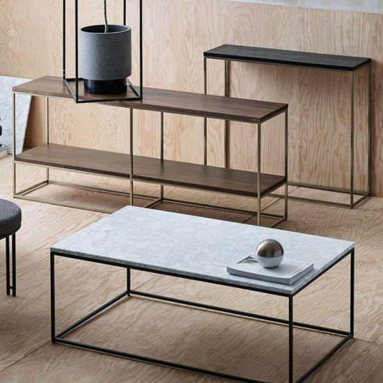 SIMP Coffee Table Rectangular, L80/L100